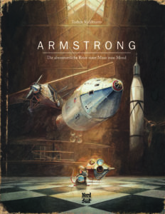 Cover Torben Kuhlmanns Armstrong