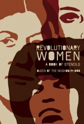 "Cover ""Revolutionary Women. A Book of Stencils"""