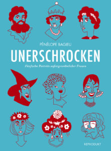 "Cover ""Unerschrocken"" Band 1"