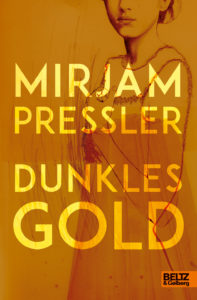 "Cover ""Dunkles Gold"""