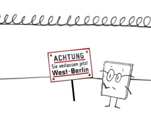 Buch in Berlin