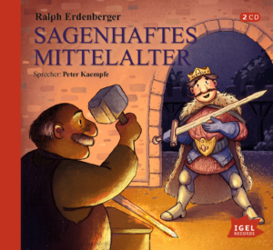 "CD-Cover ""Sagenhaftes Mittelalter"""