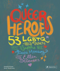 Cover Queer Heroes