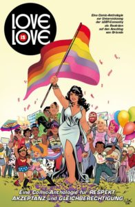 "Cover ""Love is Love"""